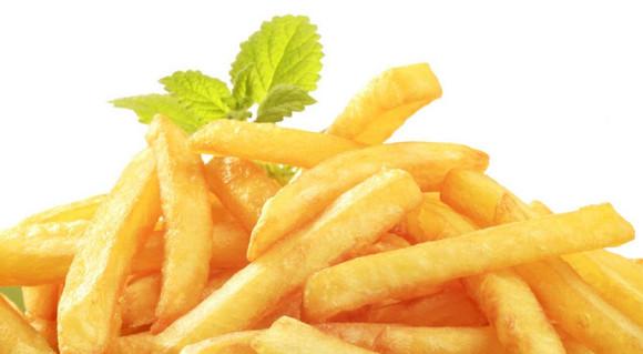Quality control of frozen potato strip production process (2)