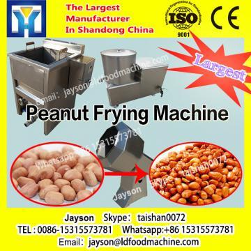snack dough twist frying machine