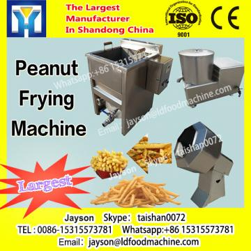 Commercial flax single tank frying machine