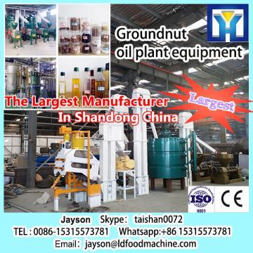 High quality rice bran mini crude oil refinery manufacturers plant machines
