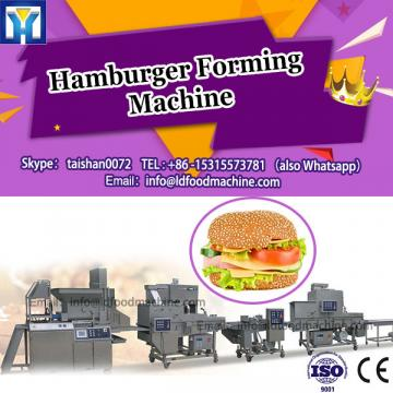 Automatic Hot Selling Chicken Meat Hamburger production line