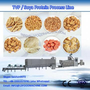 high speed textured soy protein making plant
