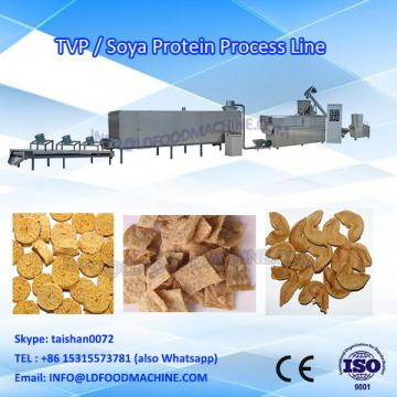 Popular soya textured vegetable protein making plant in South Afrian