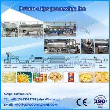500kg/h Automatic potato chips machine potato chip frying machine
