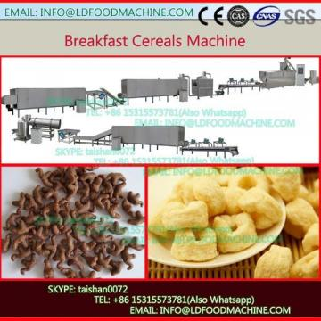Automatic wholesale model Breakfast cereals machine for sale