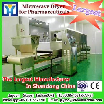 Tunnel dyestuff microwave dryer machine /drying equipment