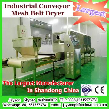 Fruits and vegetables dehydration conveyor belt dryer / drying machine