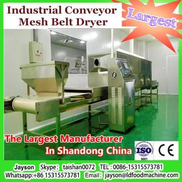 Horizontal type industrial sawdust drier with belt conveyor