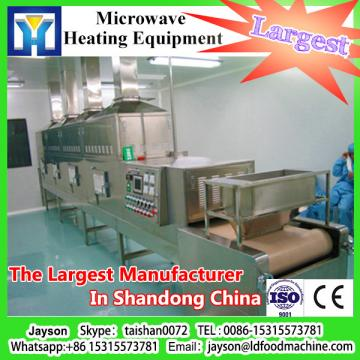 microwave roasting system pilot scale processing.