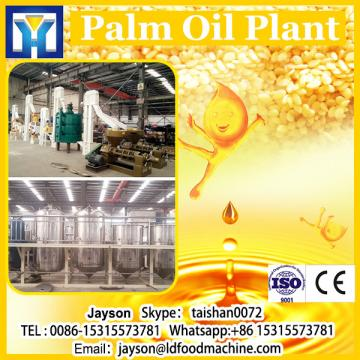 Low Consumption 5-10TPD Hemp Seed Oil Refinery Plant