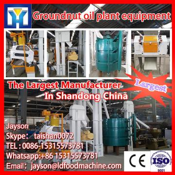 Complete processing line groundnut oil production plant