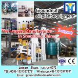 High quality rice bran mini crude oil refinery manufacturers plant machines