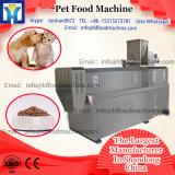 Stainless steel floating fish feed extruder pet dog food extruder production line