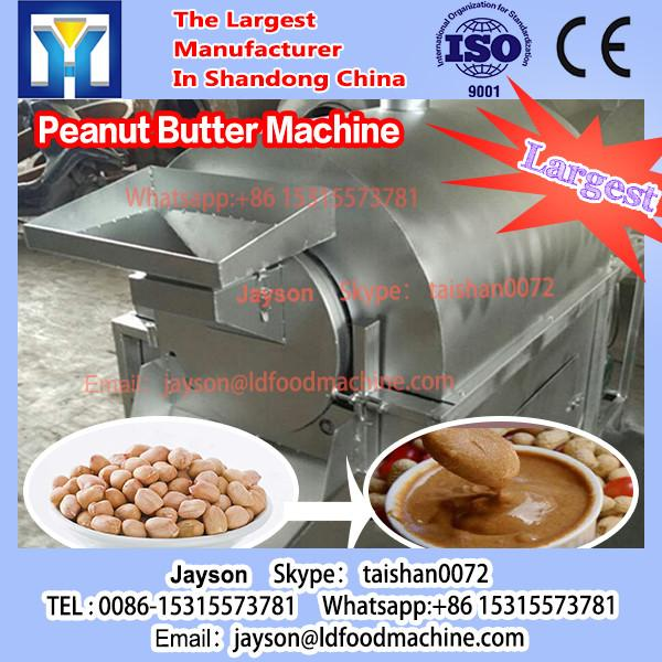 Model colloid mill sesame/peanut butter making machine #1 image