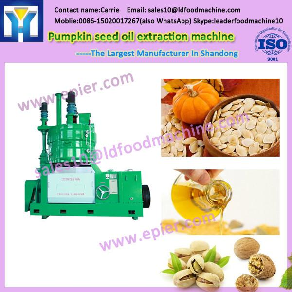 Higher capacity Hydraulic baobab seeds oil press machine/cold press oil expeller machine #1 image