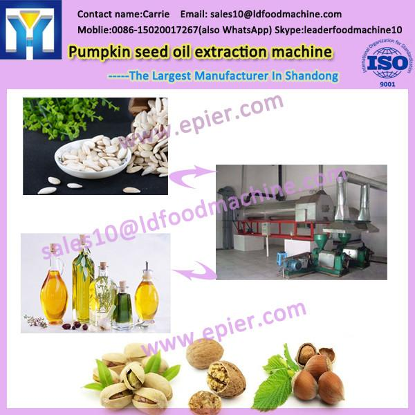 Commercial use screw press oil expeller price flaxseed oil press machine #1 image