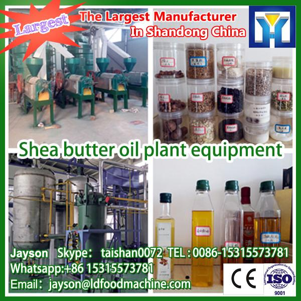 Full continuous shea butter extraction plant with low consumption #1 image