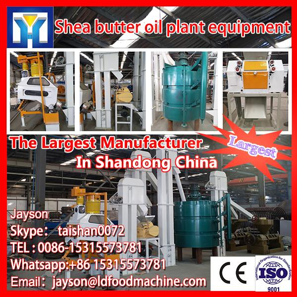 Shea Butter Oil Refinery Equipment, High Quality Shea Butter Oil Extraction Machine, High Efficient Shea Butter Oil Plant #1 image