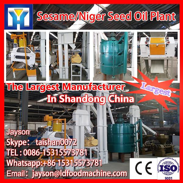 Continuous system niger seed oil pressing/extraction plant with low consumption #1 image