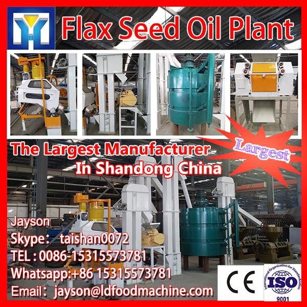 Small automatic extracting vegetable flax baobab seed rice bran soybean groundnut castor coconut palm kernel oil press machine #1 image