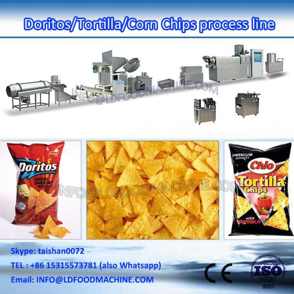 hot sale nik nak corn curl kurkure cheetos snack foodmaking machine #1 image