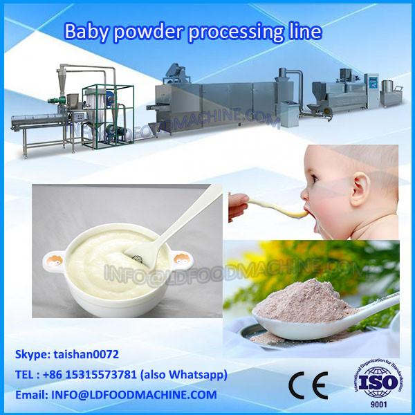 Baby Food making machine/baby power processing Line #1 image