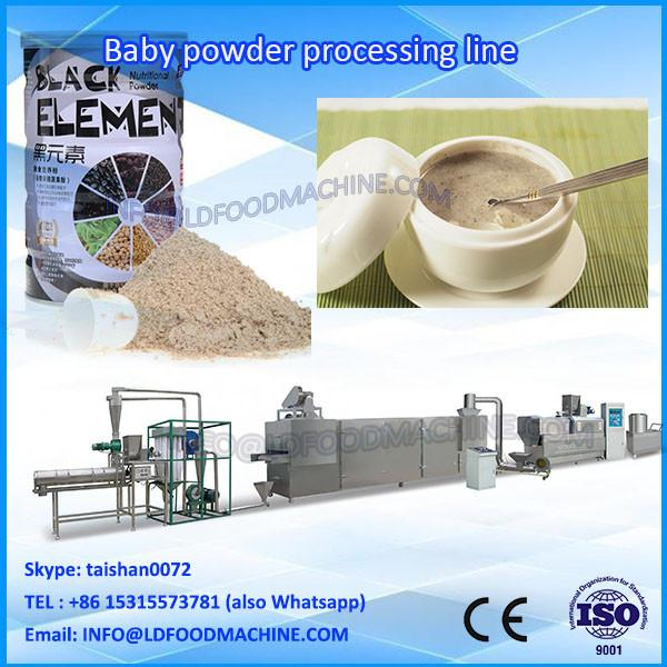 CE Extruder cereal baby rice powder processing machinery #1 image