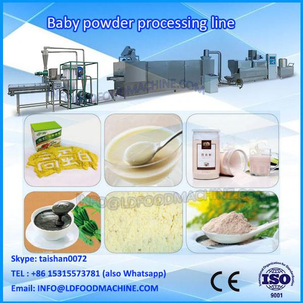 Small scale automatic baby rice powder production machines #1 image
