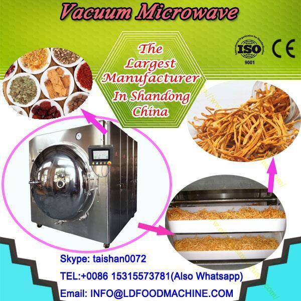 chamomile tunnel microwave drying machine #1 image