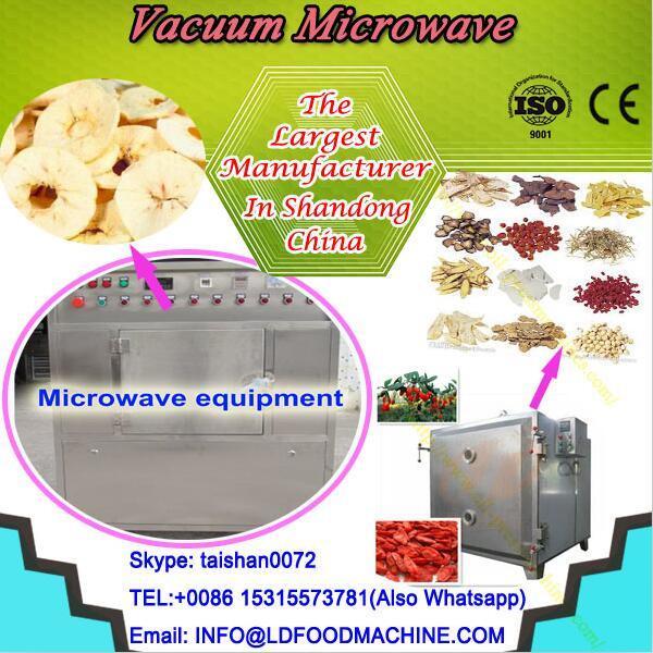 honeysuckle /fructus corni /ginkgo/Yam drying machine/microwave LD dryer #1 image