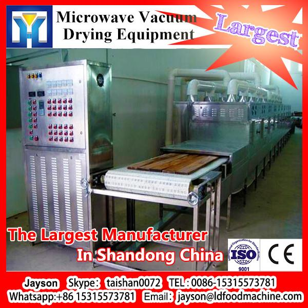 China supplier Microwave goji berry drying equipment #1 image
