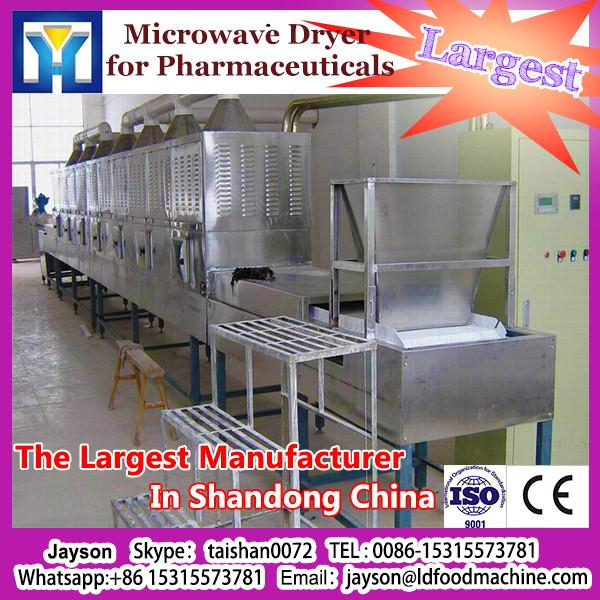 Continuous industrial-grade Microwave food drying sterilization machine #1 image