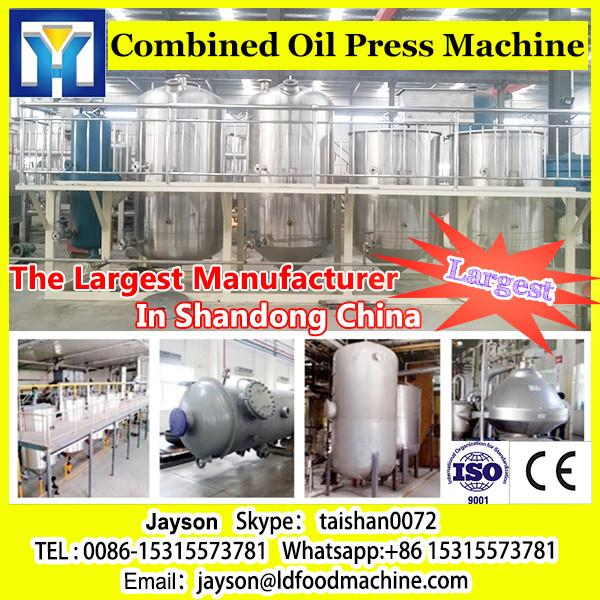 smallest combined cashew nut oil press machine with oil filter small cold press oil machine HJ-P09 #1 image