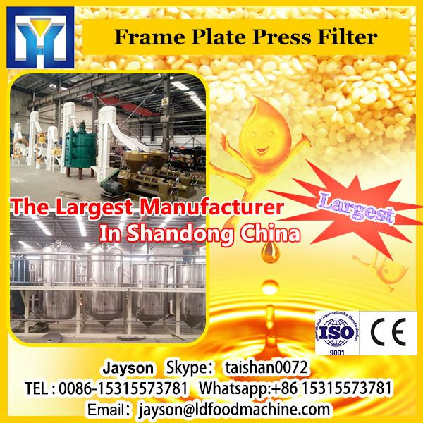Chinese low price micro algae oil filter machine #1 image
