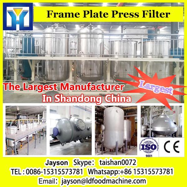 Small scale tigernut cashew argan oil filter machine #1 image