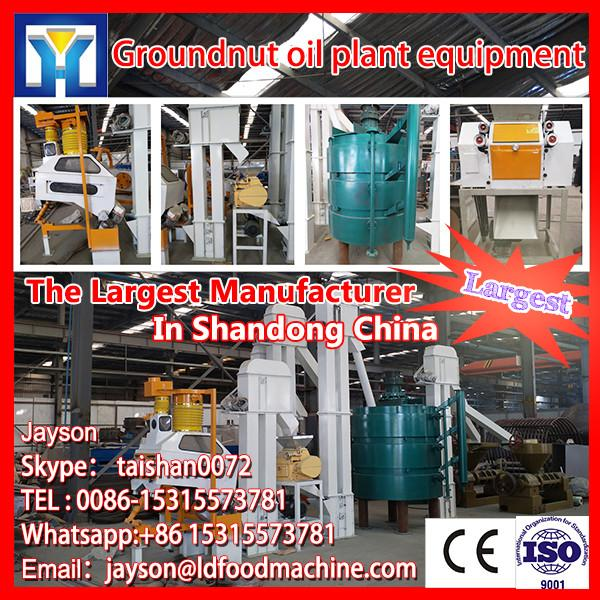 Vegetable oil refining equipment for groundnut/crude cooking oil refining plant #1 image