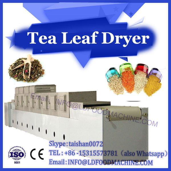 Rose flower petal keeping color and taste microwave drying sterilization machinery with best effect #2 image