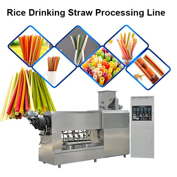 Factory Price Corn Starch Rice Straw Processing Line for Sale #1 image